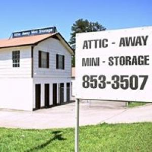 Attic Away Mini Storage