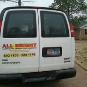 All Bright Carpet & Upholstery Cleaning