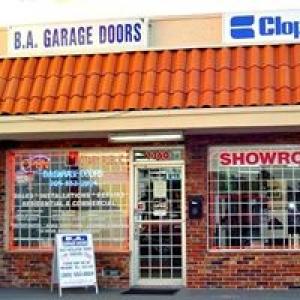 B A Garage Doors