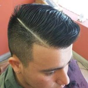 Alex's Deluxe Barber Shop