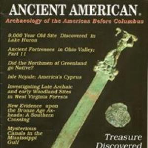 Ancient American Magazine