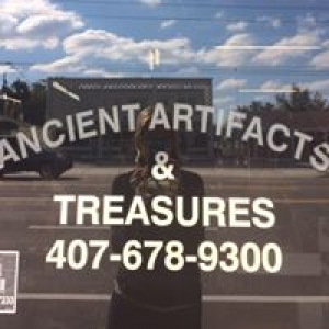 Ancient Artifacts & Treasures Inc