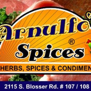 Arnulfo's Spices