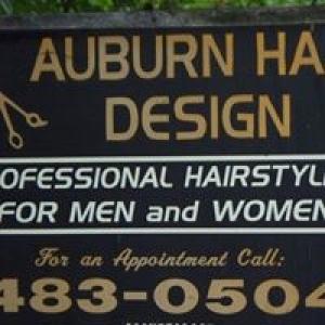 Auburn Hair Design