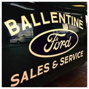 Ballentine Ford Lincoln-Mercury Toyota