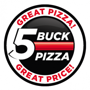 5 Buck Pizza