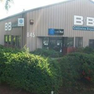B & B Collision Repair
