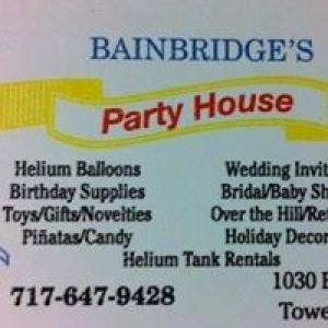 Bainbridge's Party House