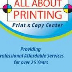 All About Printing