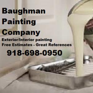 Baughman Painting