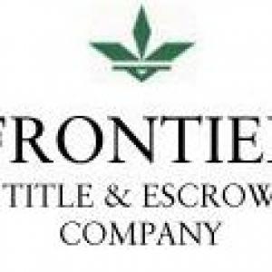 Frontier Title & Escrow Company Inc