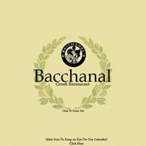Bacchanal Ristorante