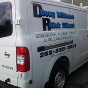 Doug Williams/Rick Gilbert Refrigeration Plumbing