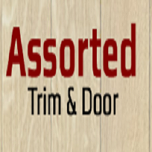 Assorted Trim & Door
