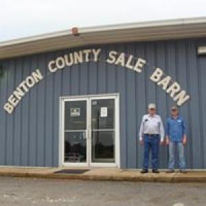 Benton County Sale Barn