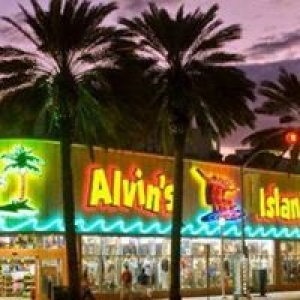 Alvin's Island Department Stores