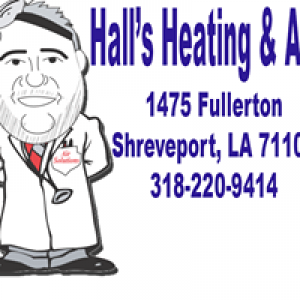 Hall's Heating & Air Conditioning
