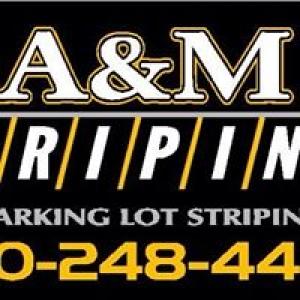A M Striping of Lawton