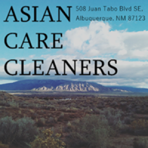 Asian Care Cleaners