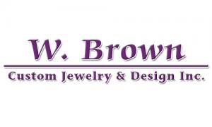 W Brown Custom Jewelry & Design Inc