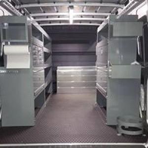 American Van Equipment Inc