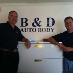B & D Auto Body