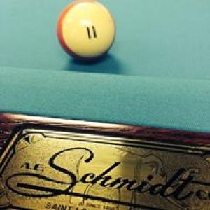A E Schmidt Billiards
