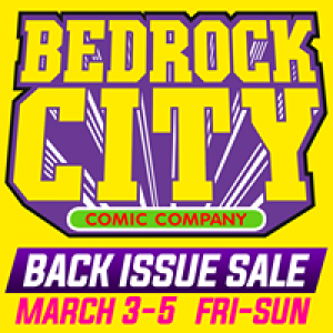 Bedrock City Comic Co