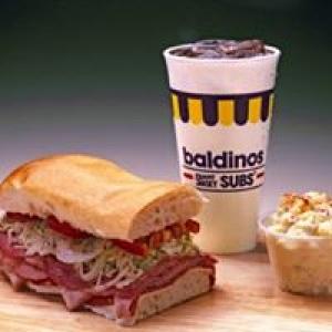 Baldinos Giant Jersey Subs & Salads