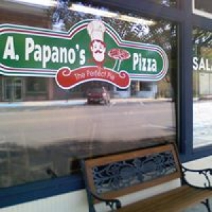 A Papano's Pizza