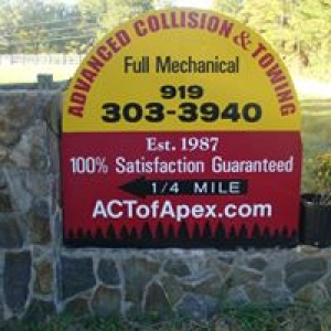 Advanced Collision and Towing