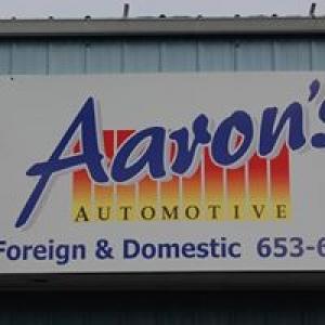 Aaron's Automotive Inc