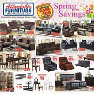 Affordable Furniture