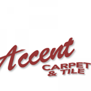 Accent Carpet and Tile