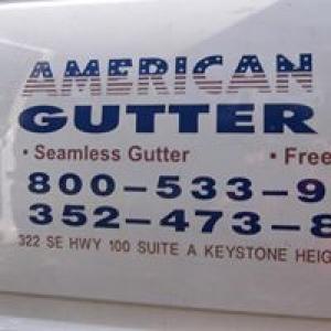 American Gutter Inc