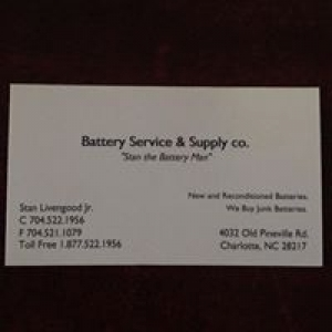 Battery Service & Supply Company