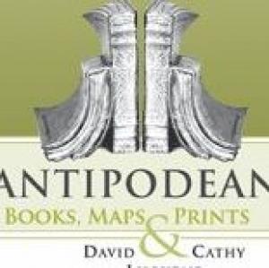 Antipodean Books Maps & Prints