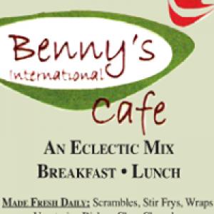 Benny's International Cafe