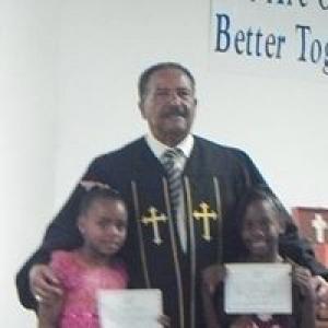 Alpha and Omega Community Baptist Church