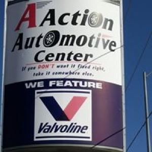 Aaction Automotive Center
