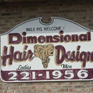 Dimensional Hair