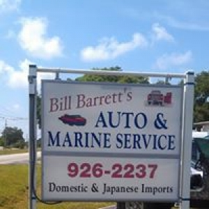 Bill Barrett's Auto and Marine Service Inc