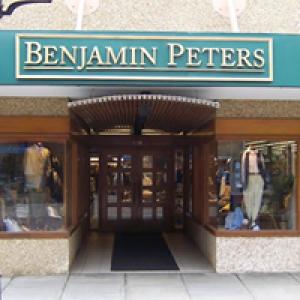Benjamin Peters Inc
