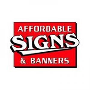 Affordable Signs & Banners
