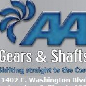AA Gears & Shafts
