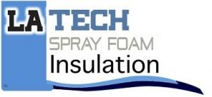 LA-Tech Spray Foam Insulation