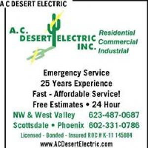 A C Desert Electric