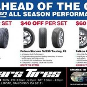 Bear's Tires