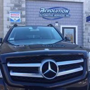 Revolution Automotive Services