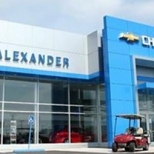 Blaise Alexander Chevrolet Buick